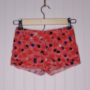Old Navy Girl's Printed Shorts Size 7
